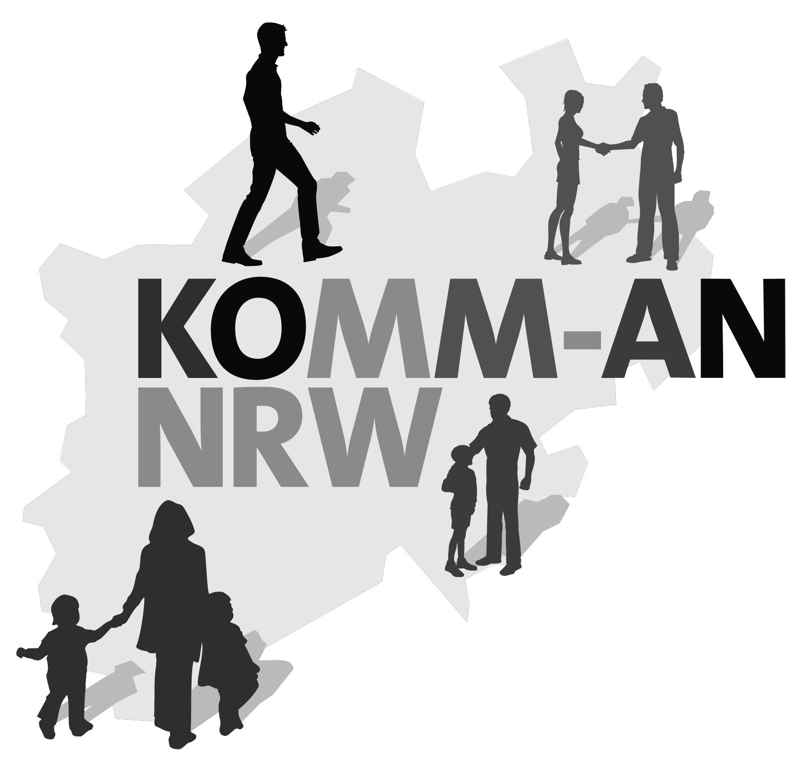Förderprogramm KommAn